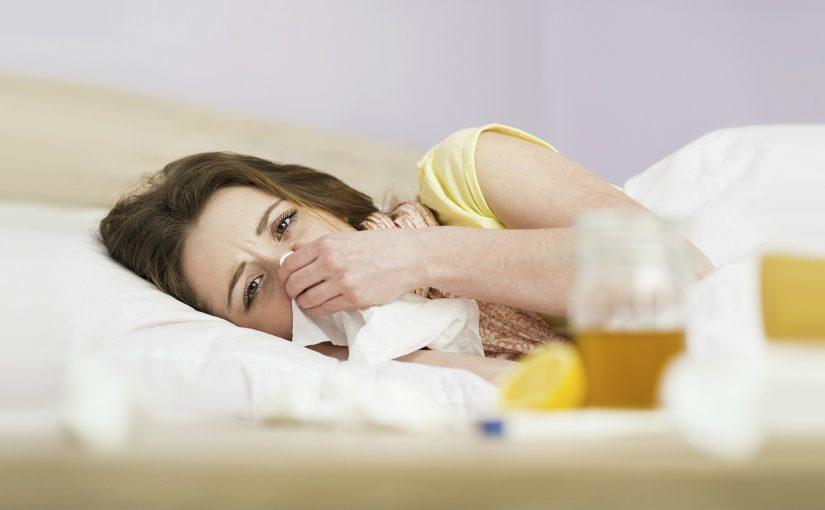 Aléjate de la Gripe con estos tips